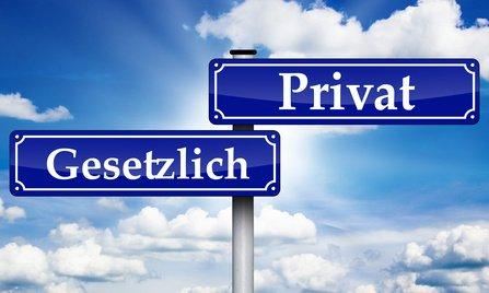 Gesetzliche- oder Privatpatienten