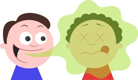 Mundgeruch bei Kindern ?