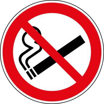 Rauchverbot nach Zahnextration