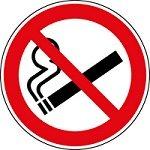 Verzicht auf das Rauchen