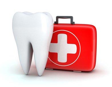 Schnelle Hilfe bei Zahnunfall