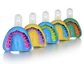 Zahnabdrücke für Zahnersatz