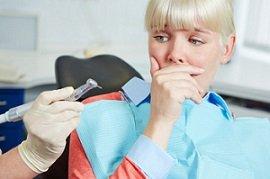 Haben Sie Angst vorm Zahnarzt, wird Ihr Notdienst darauf besonders Rücksicht nehmen.