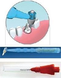Zahnzwischenraumbürste zur Implantatpflege