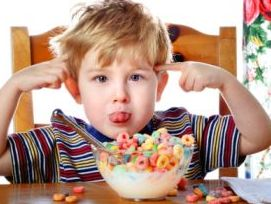 Süßes für Kinder