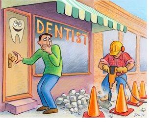 Angstpatienten werden bei großen Behandlungen unter Vollnarkose gesetz.
