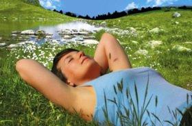 Ein gesunder Schlaf verringert das Risiko