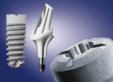 Ankylos Implant mit Blancepfosten