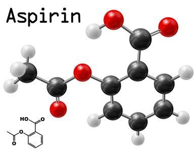Bei Zahnschmerzen Aspirin ?