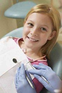 Zahnspange bei Zahnfehlstellungen