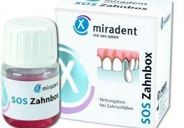 Zahnrettungsbox - Schnelle Hilfe bei Zahnverlust