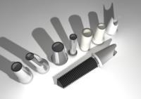 Materialien von Implantaten