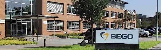 Der Firmensitz der 125 Jahre alten Implantatfirma ist in Bremen, wo 1890 der Zahnarzt Dr. Herbst spezielle Füllungen entwickelte.