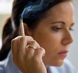 Verzichten Sie vorübergehend auf das Rauchen