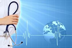 Bei der Resonanzfrequenzanalyse wird mit elektromagnetischen Wellen die Festigkeit des Implantats gemessen.