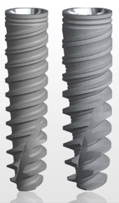 Verwendung von Schmal Implantaten