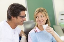 Behandlung Zahnhalskaries