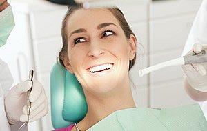 Angstfreie Zahnbehandlung