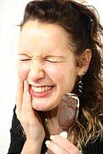 Empfindliche Zähne