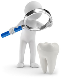 Prophylaxe in Form ausreichender Mundhygiene kann Zahnoperationen verhindern helfen.