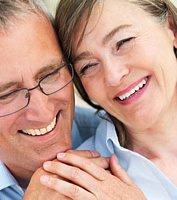 Wichtiger Einsatzbereich einer Zahnrothese: temporärer Zahnersatz