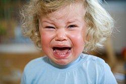 Kleine Kinder leiden häufig unter der Mundfäule