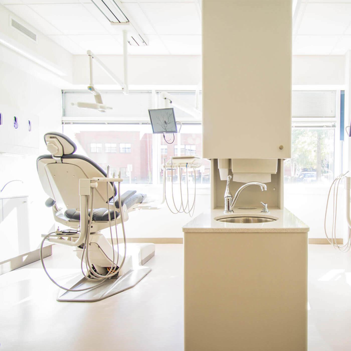 Zahnarztpraxis von Dr. Frank Seidel und seinem Team