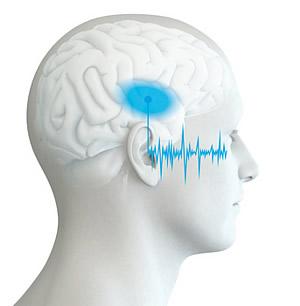 Chronischer Tinnitus kann durch andere Geräusche, ein weißes Rauschen, übertönt werden, was zu Erleichterung führen kann.