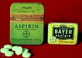 Weltweit ist Aspirin inzwischen zum unentbehrlichen Arzneimittel geworden, zu welchem es die WHO gekürt hat.